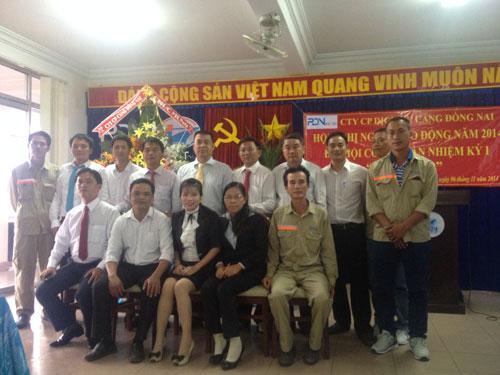Đại Hội Công Đoàn 2014