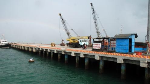 Bến Cảng DSC